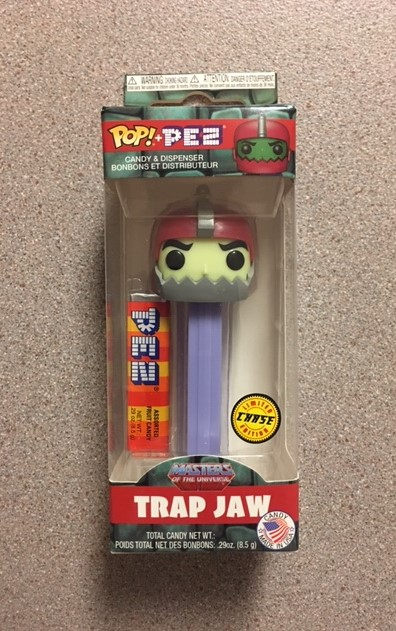 Trap Jaw Chase